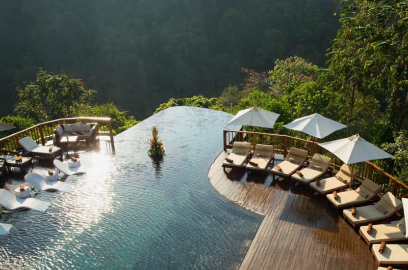 """5. Bali, """"Hanging Gardens of Bali"""""""