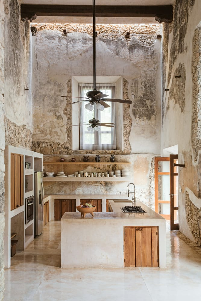 Muñoz Arquitectos baut auf Yucatán verlassene Haciendas um