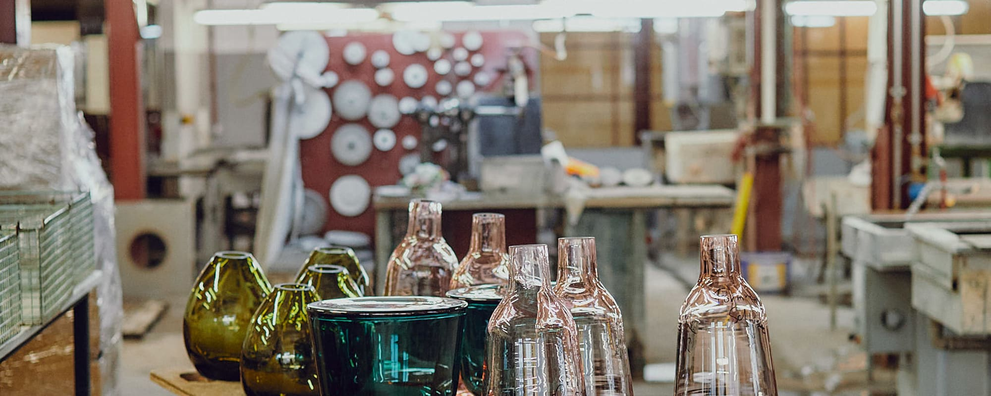 Poschinger, Glaswerkstatt