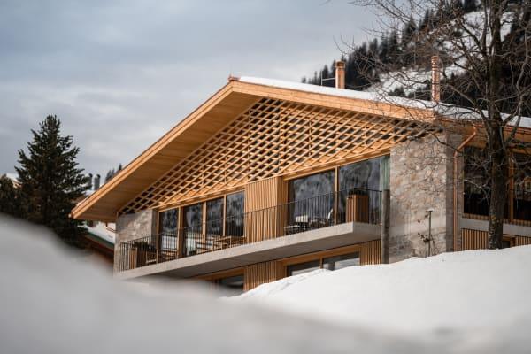 Arla Luxury Home in Lech