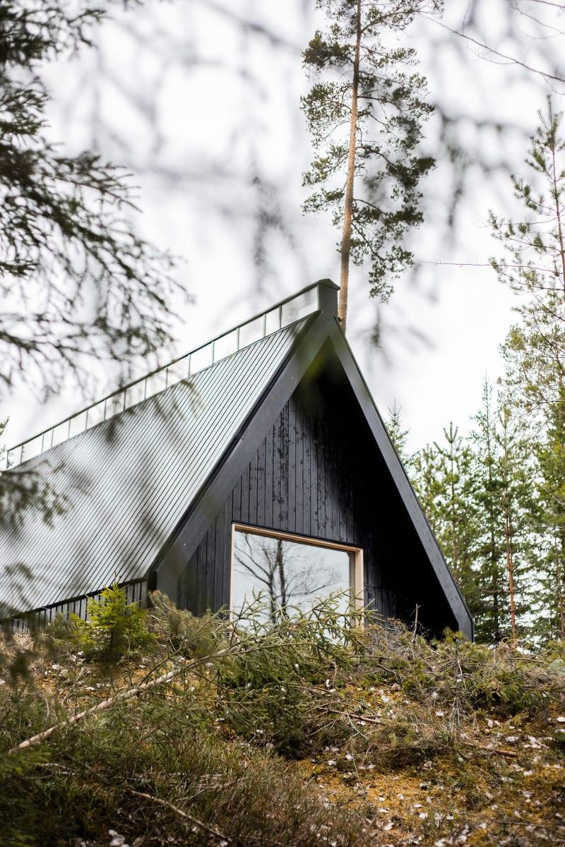 13. Tervajärvi Wald Kapelle, Finnland