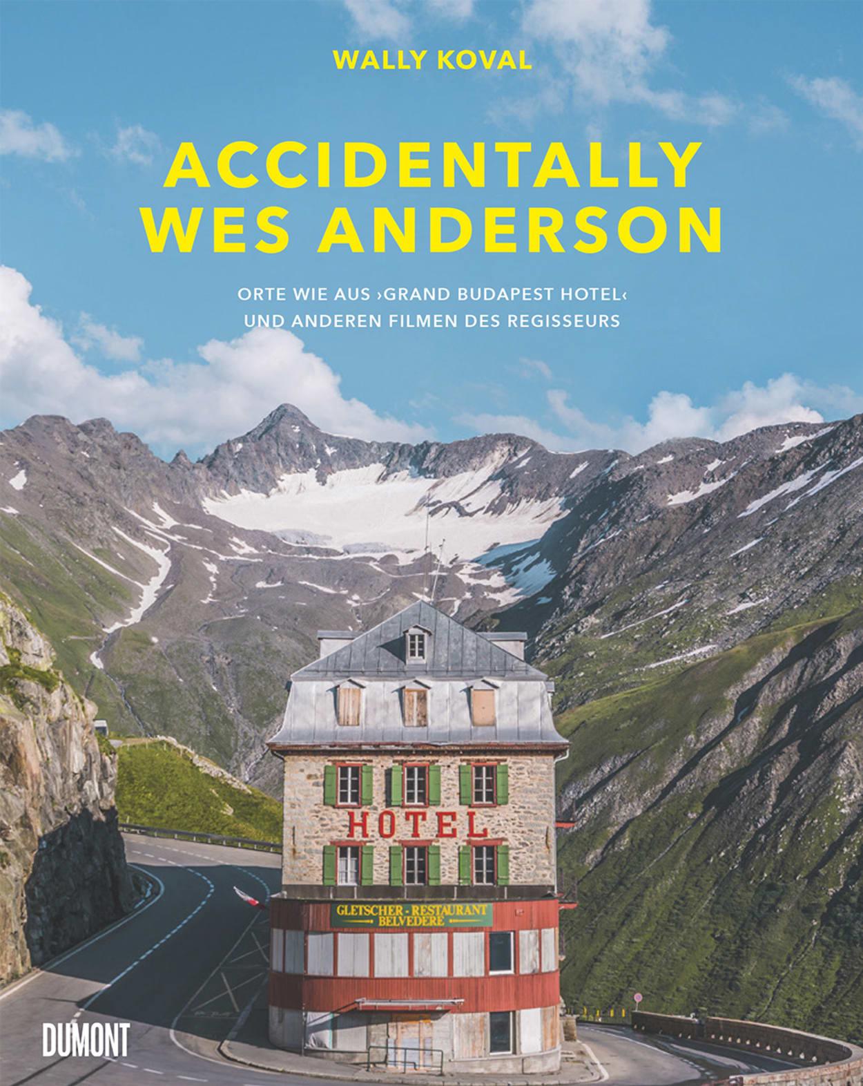 Kultbuch, Wes Anderson, Filmkulisse