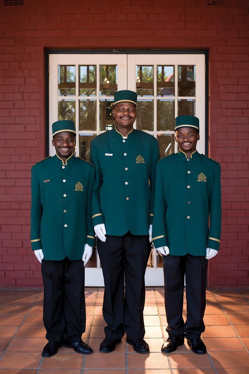 Pride of Africa, Südafrika