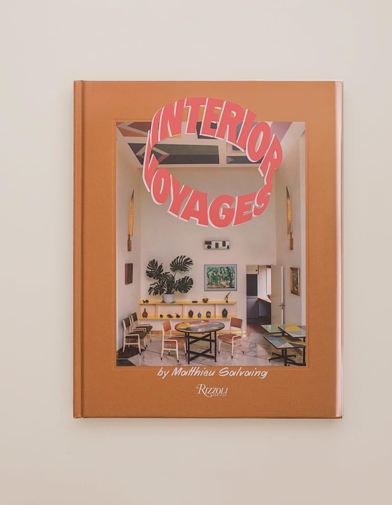 """Cover """"Voyages Intérieurs"""""""