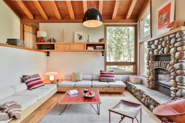 A Cabin by Heath