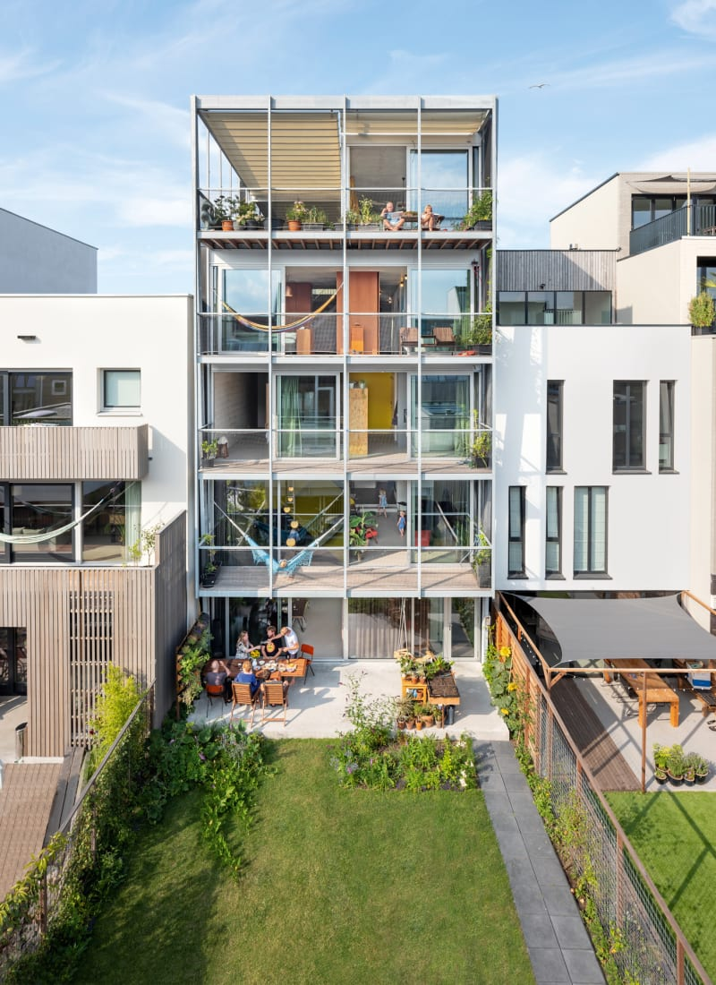 3 Generation House, Amsterdam