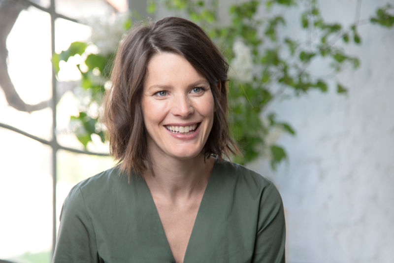 Gesa Hansen at Home