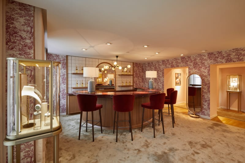 Cartier Pop-Up Store München