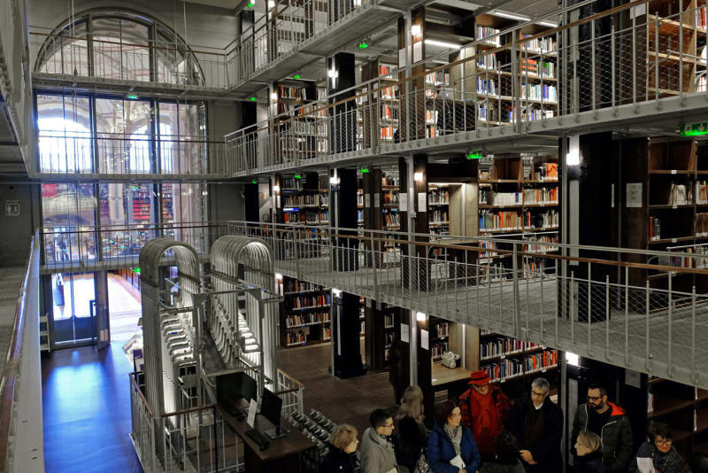 Richelieu Bibliothek e
