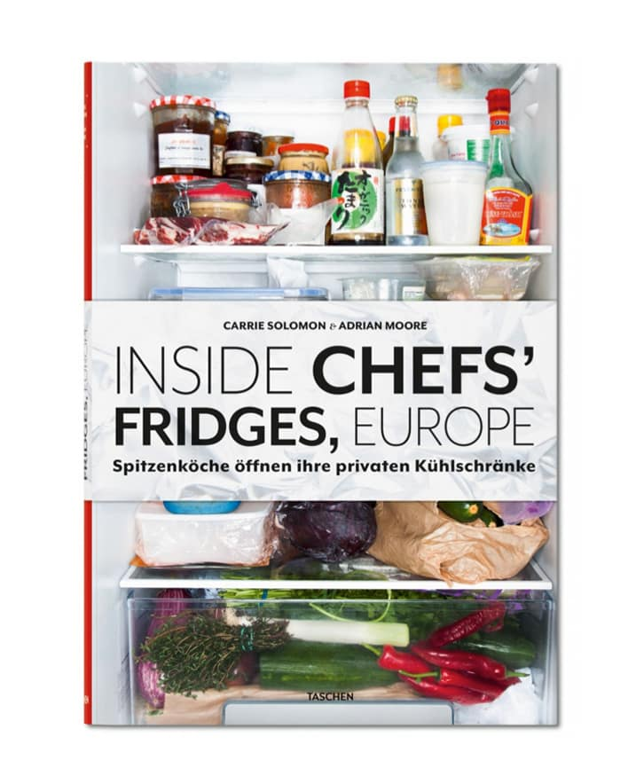 Inside Chefs' Fridges