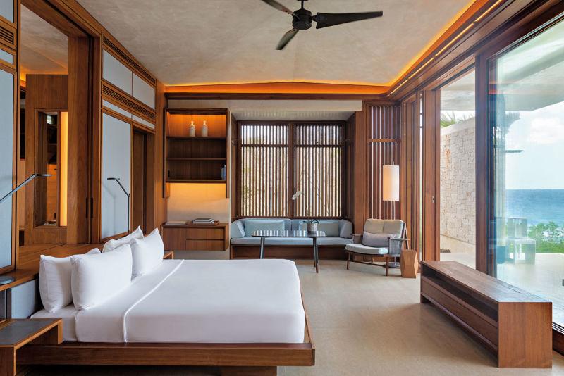 Amanera Resort Masterbedroom