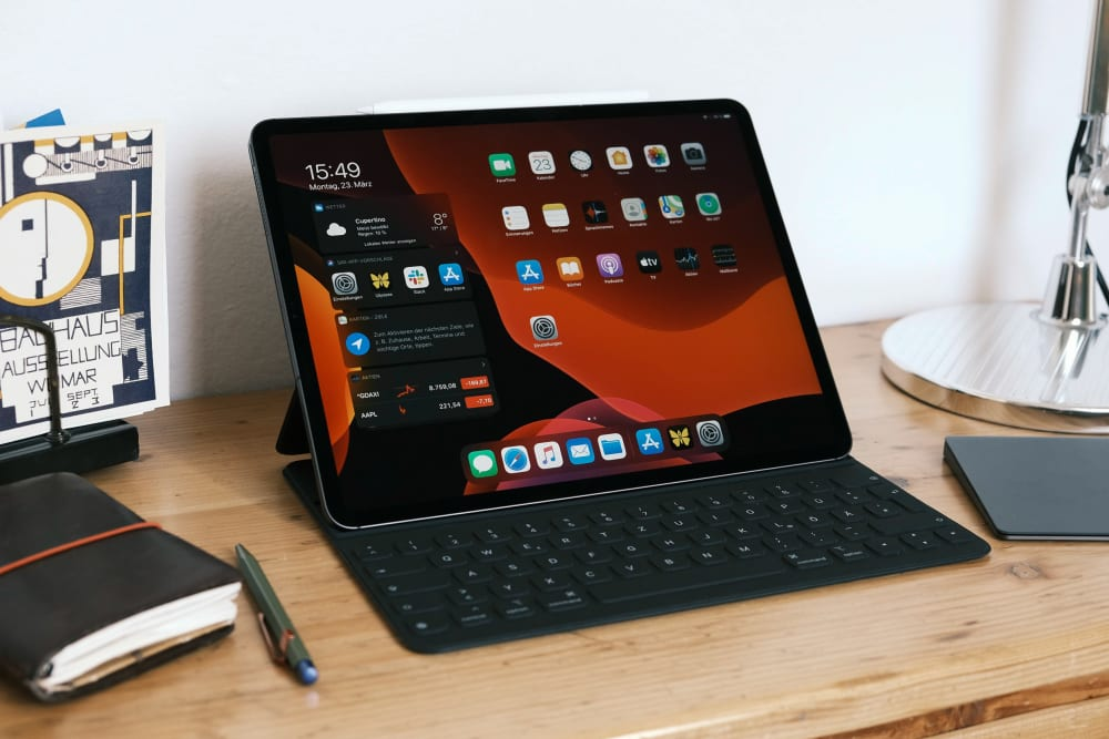 Apple iPad Pro und MacBook Air – die neuen im Test