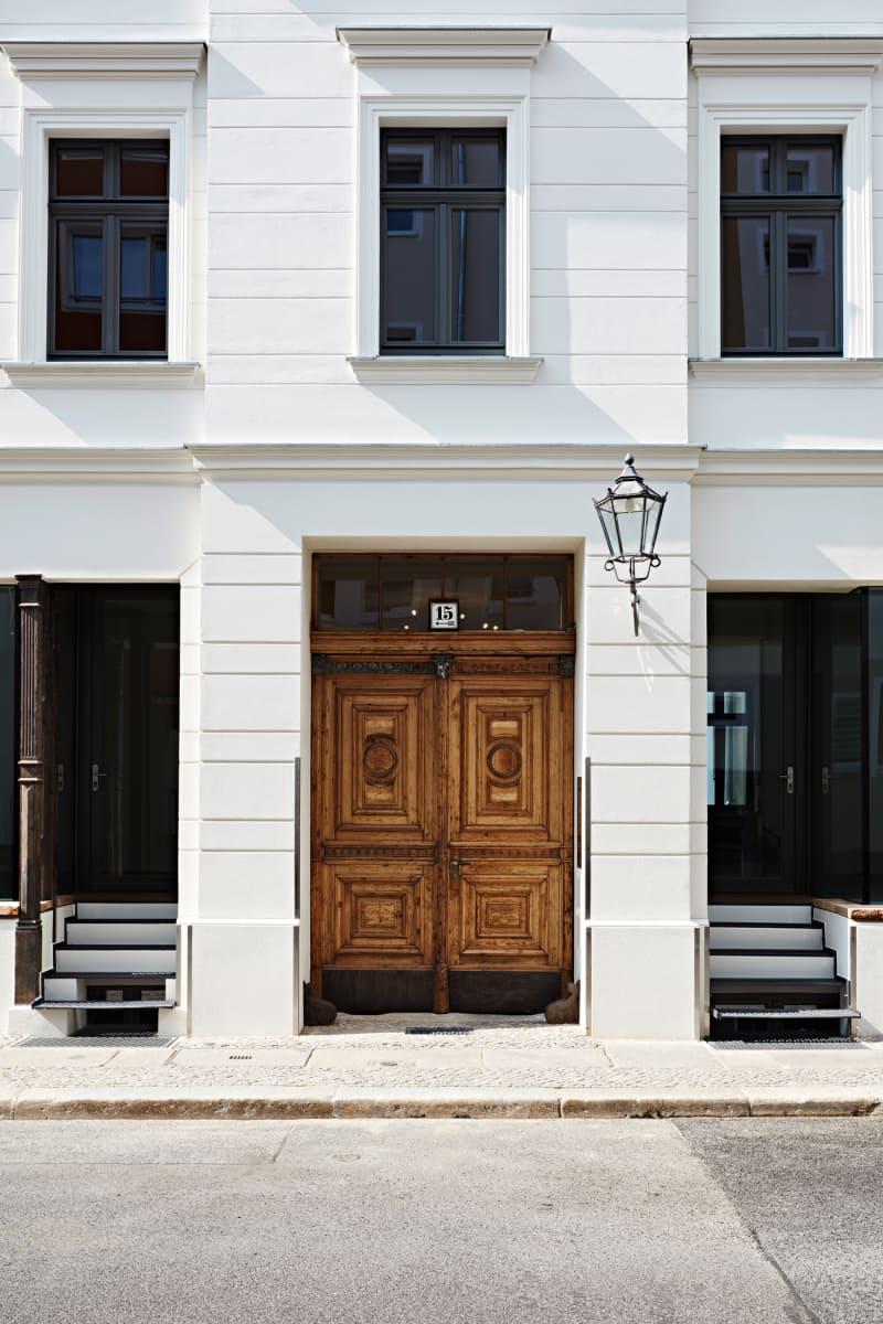 Apartmenthaus UMBOs