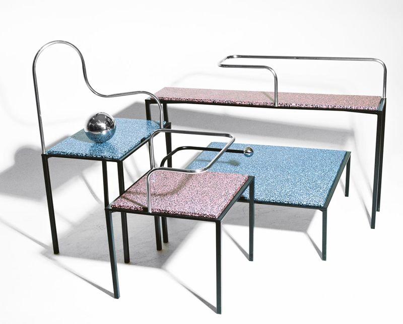 Amanda Karsberg Confetti Tisch