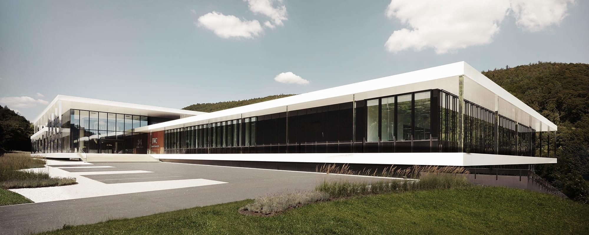IWC, Manufakturzentrum, Uhren, Schaffhausen, Schweiz