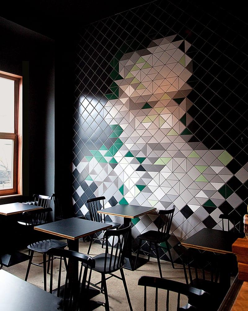 Die Vielfältigkeit von Mosaiken