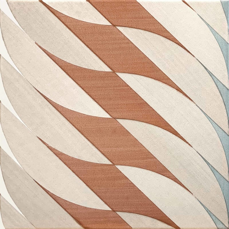 "6. ""Fleurs"", Ceramica Bardelli"