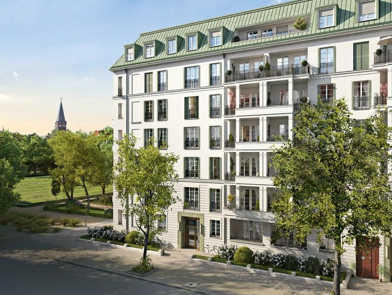 6. Wohnungen am Berliner Kurfürstendamm