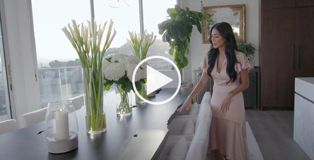 Open Door, Video, Homestory, Nicole Scherzinger, Los Angeles