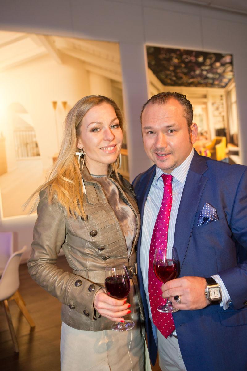 Stefanie und Andrzej Ruszczynski