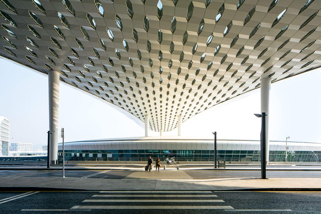 Massimiliano Fuksas, LG, Architektur
