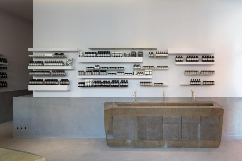 Aesop Store Milan