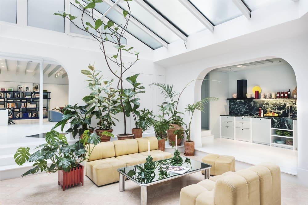 Dieses Pariser Büro bringt italienische Grandezza an die Seine