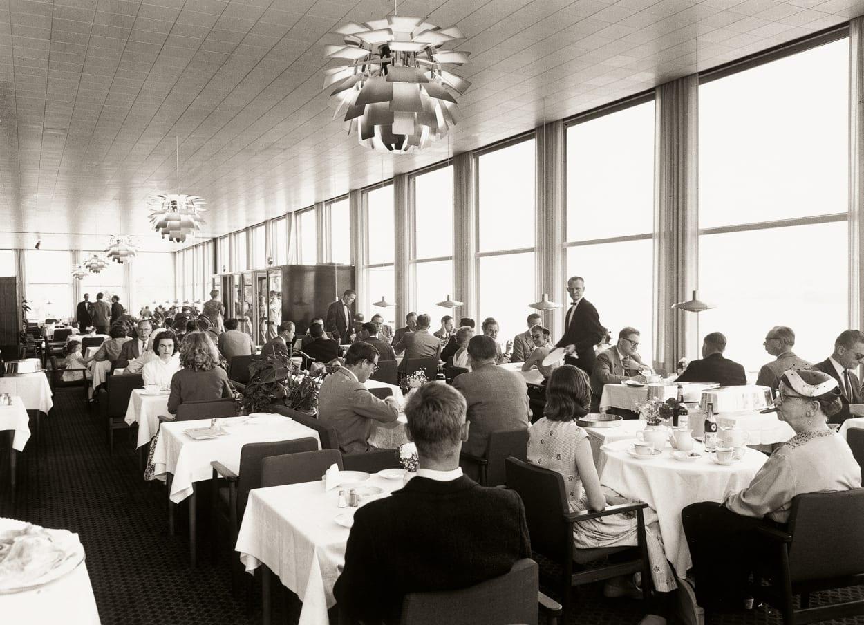 PH Artichoke, restaurant langelinie kopenhagen, artichoke langelinie pavillonen