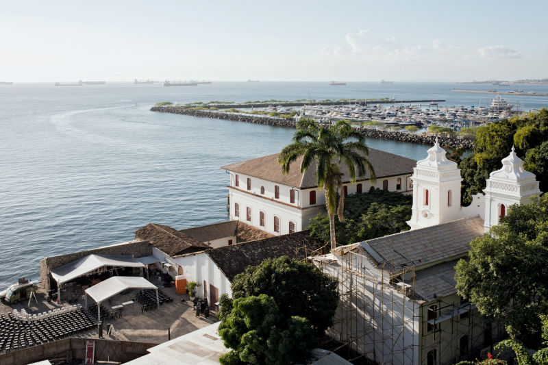 Solar do Unhão, Salvador da Bahia, 1959-1963