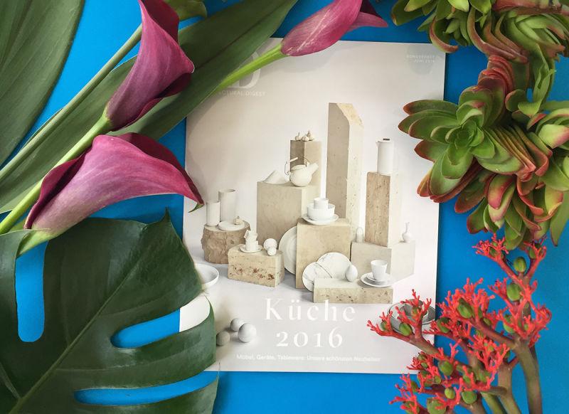AD Küchen Cover Juni 2016