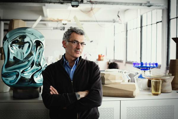 Designer und Künstler: Arik Levy.