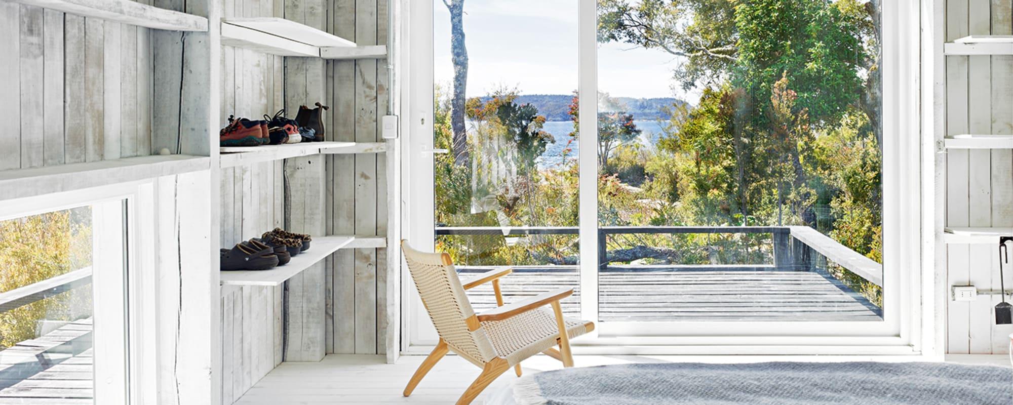 Mathias Klotz, Isla Coldita, Haus, Architektur