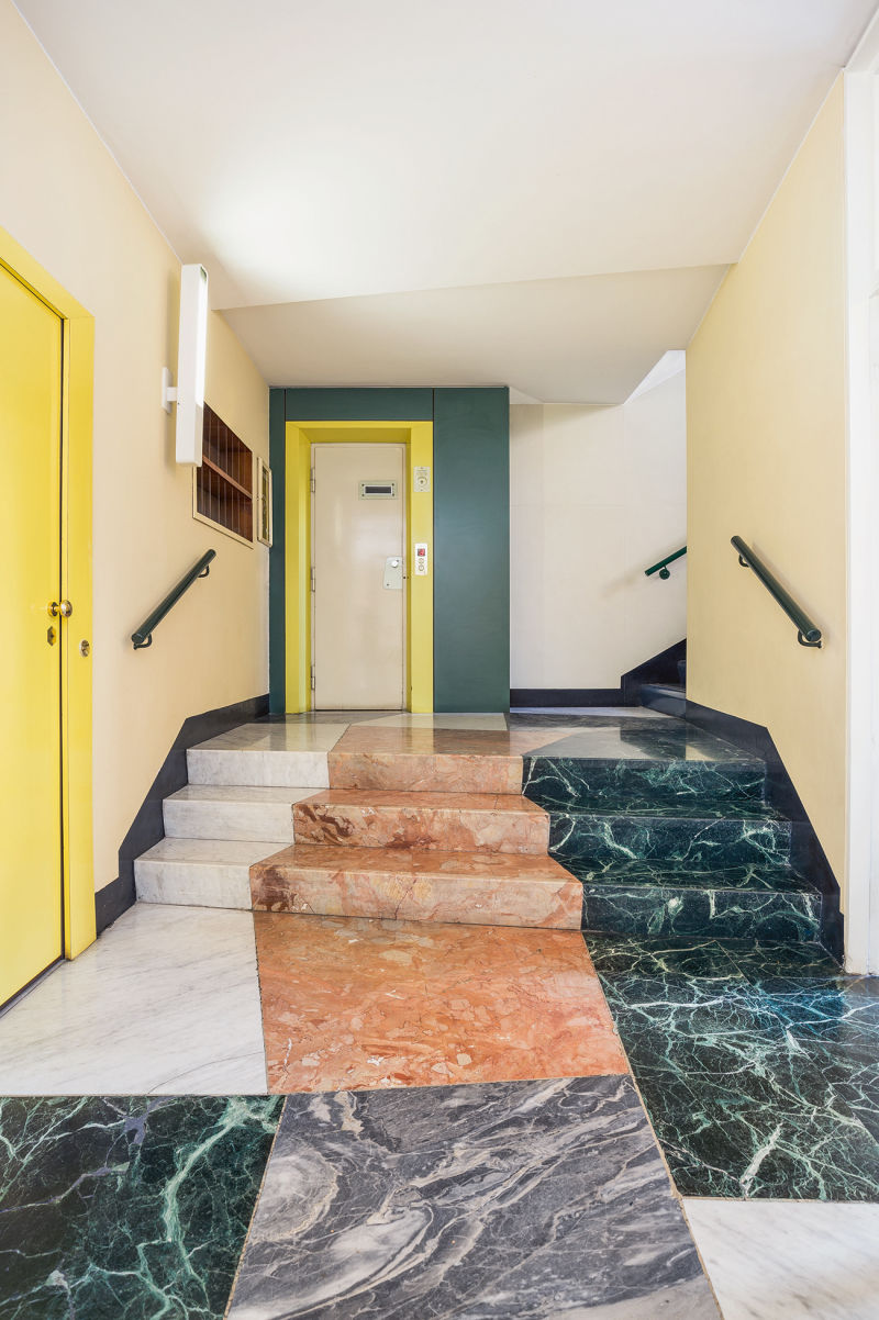 Entryways of Milan d