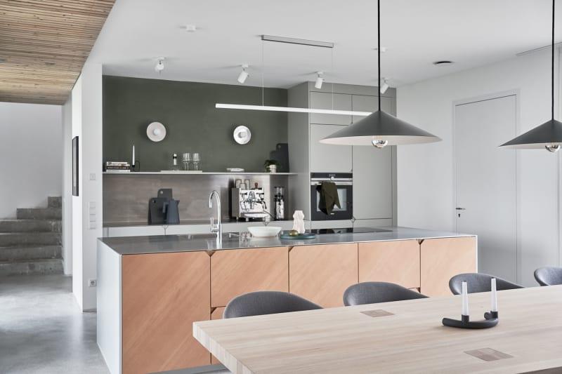 Küche Panoramahaus