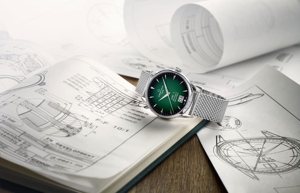 Grüner wird's nicht! Zeit für eine neue Farbe in der Uhrenwelt