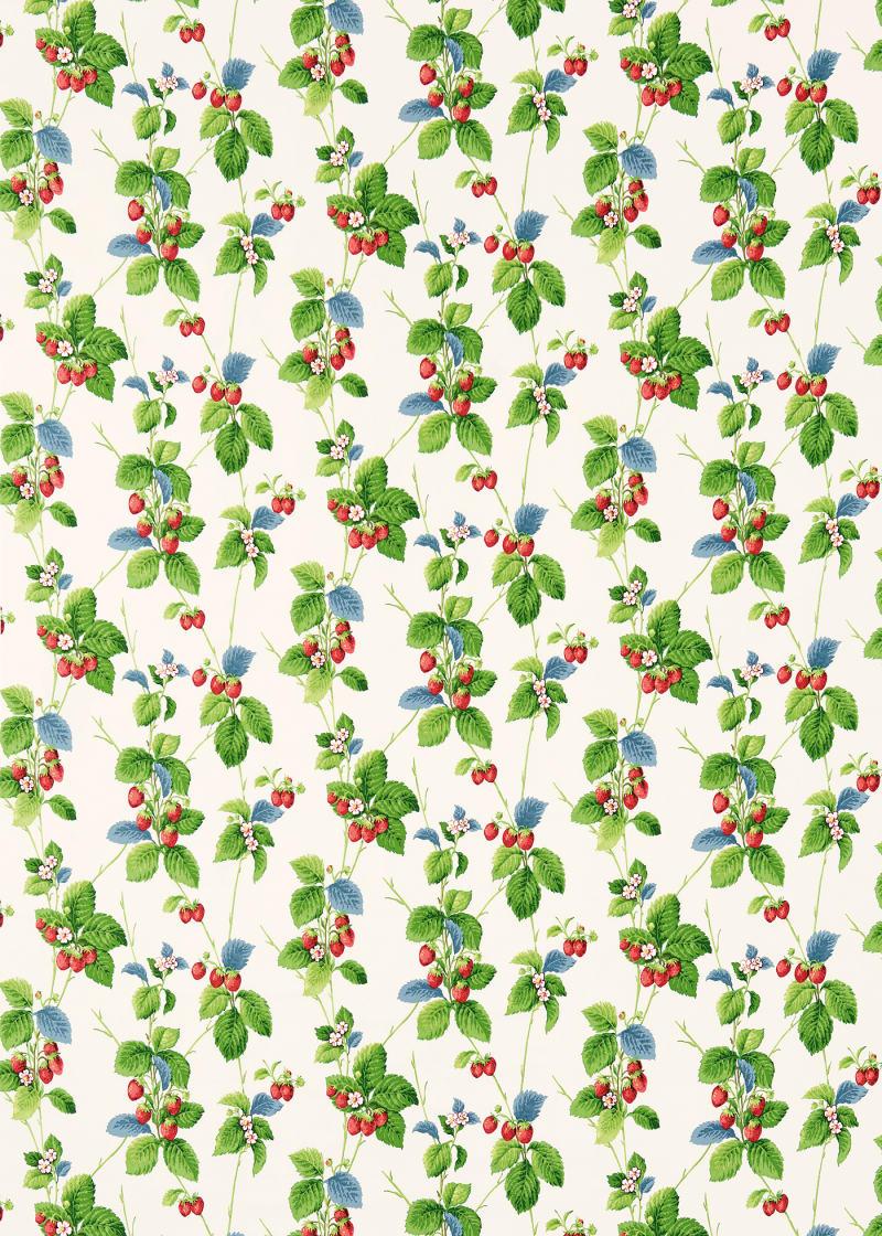 """7. Sanderson, """"Summer Strawberries"""""""
