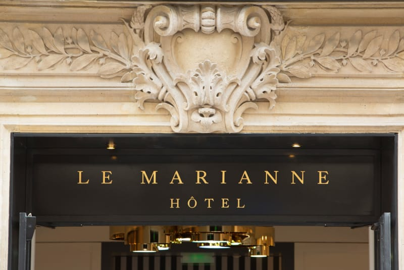 Le Marianne, Paris