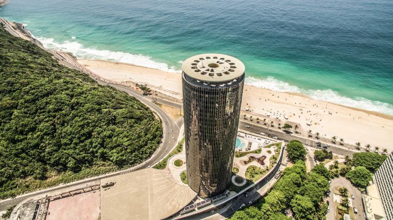 """Hotel """"Gran Meliá Nacional"""", Rio"""