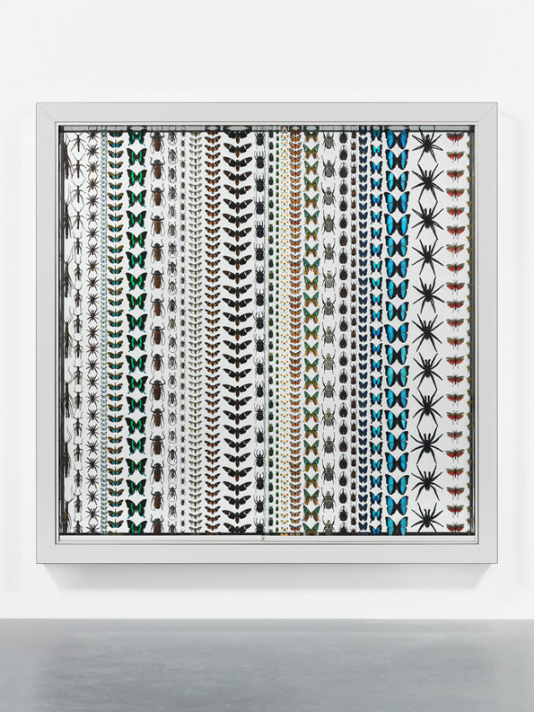 Damien Hirst, Last Kingdom, 2012 White Cube, London © Damien Hirst and Science Ltd. All rights reserved, DACS 2014.