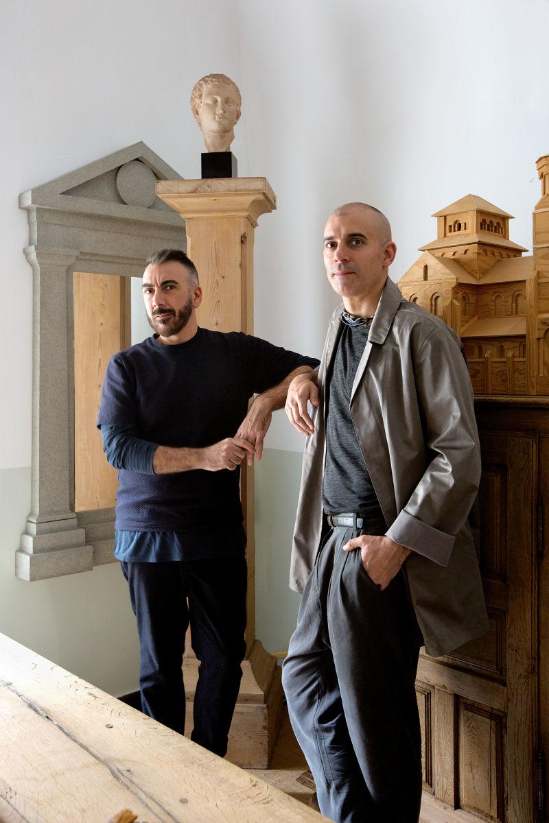 Íñigo Aragón Ruiz und Pablo López Navarro
