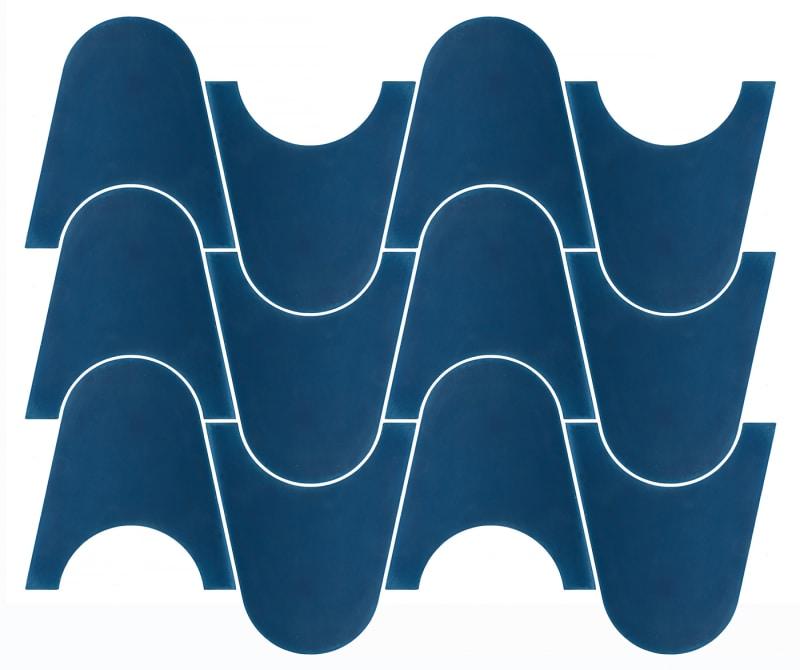 """4. """"Breaking the Wave"""" von Marrakech Design"""