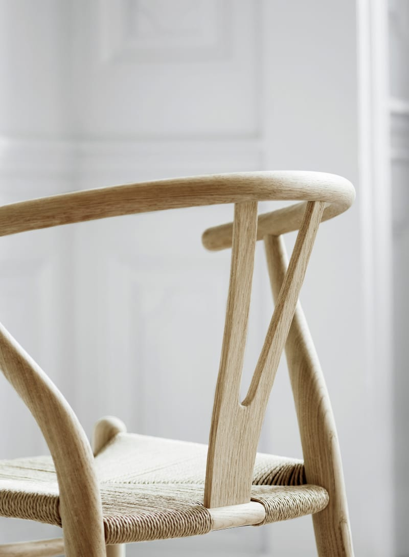 Wishbone Chair Carl Hansen & Son