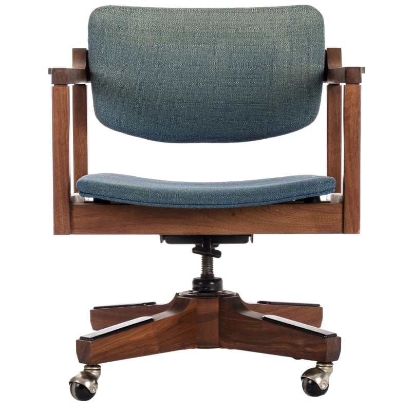 "1. ""Danish Modern Office Chair"""