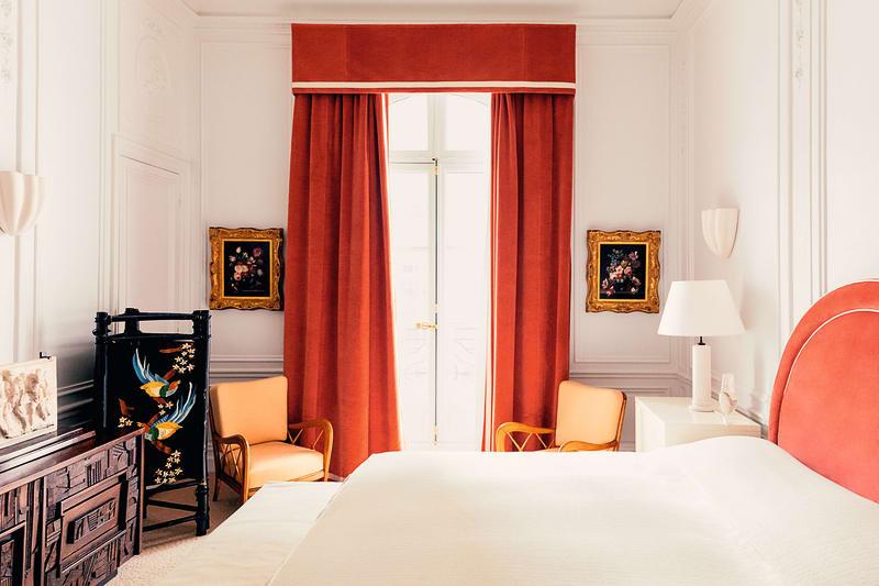 Schlafzimmer Casiraghi