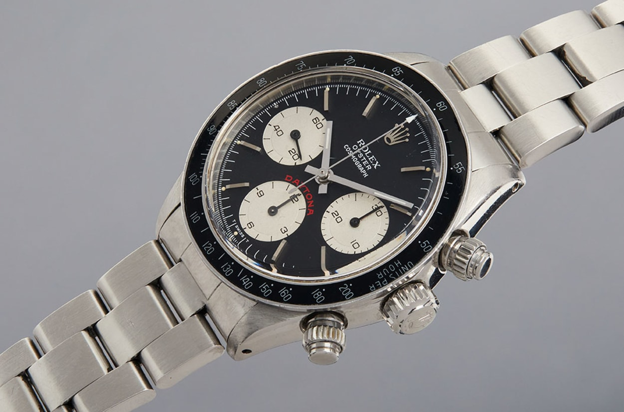 "Daytona ""Big Red"": Uhr von Paul Newman"