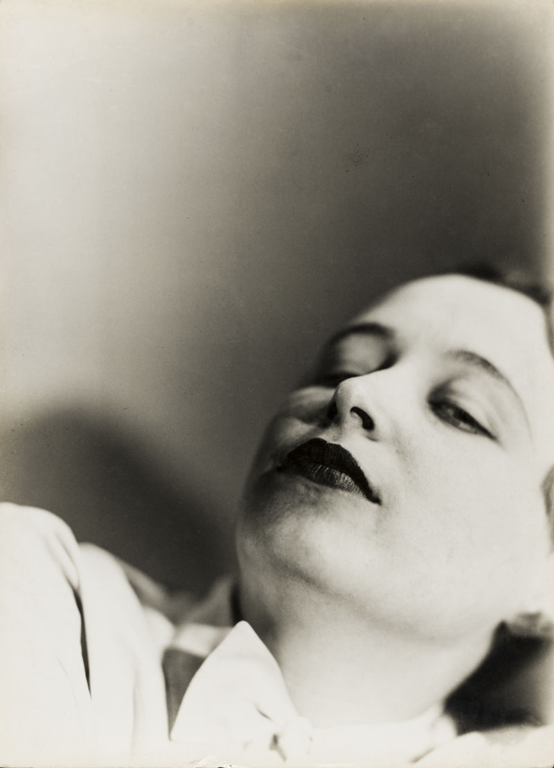 Florence Henri, Porträtkomposition (Erica Brausen), 1931