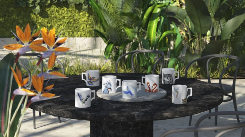 The MEISSEN Mug Collection