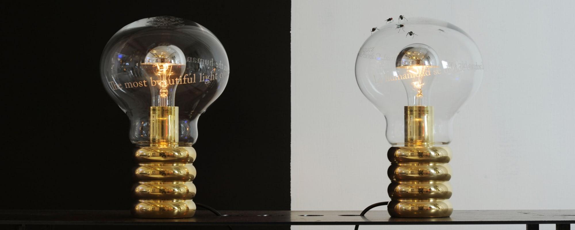 Bulb, Glühbirne, Ingo Maurer, Leuchte, Designer