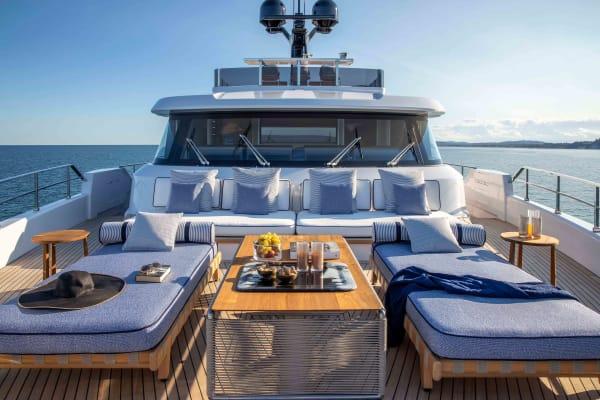 Yacht Interior von Antonio Citterio Patricia Viel