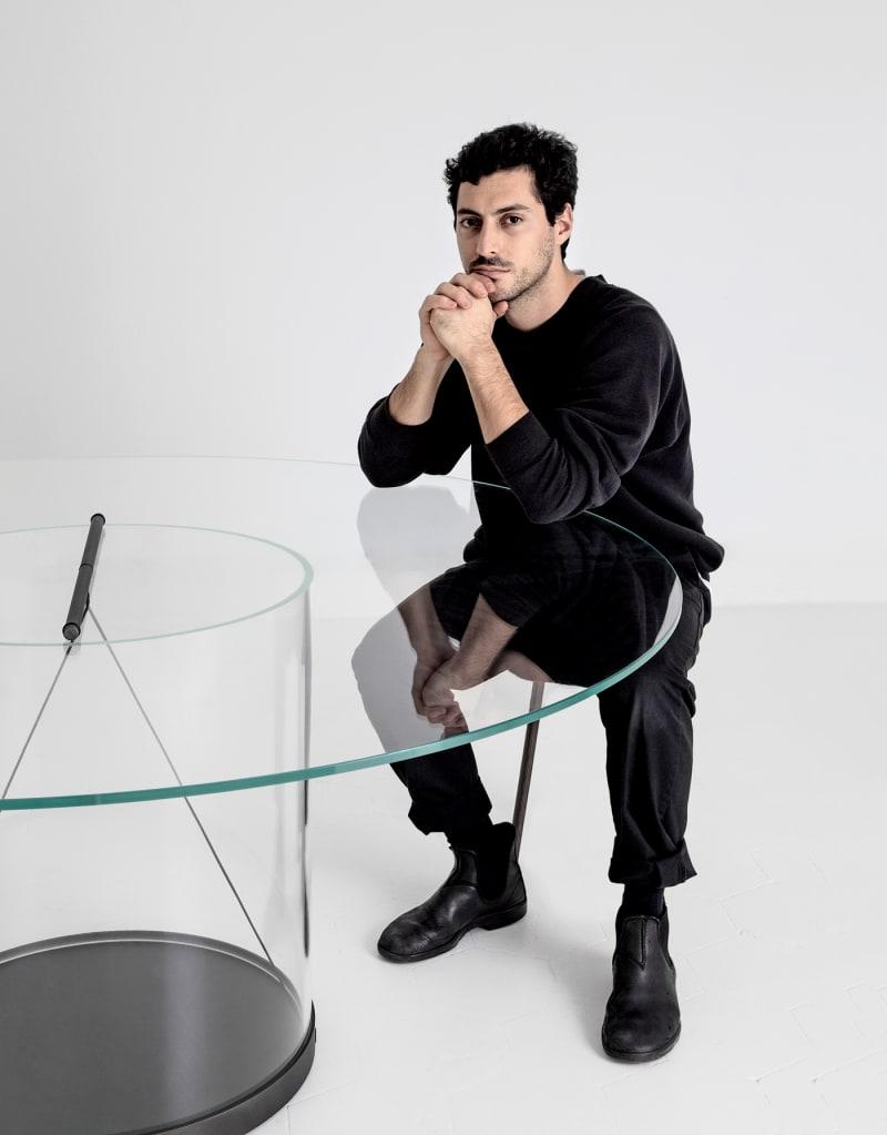 8. Guglielmo Poletti, Acryltisch